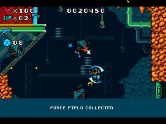 Screenshot 4 - Dark Void Zero