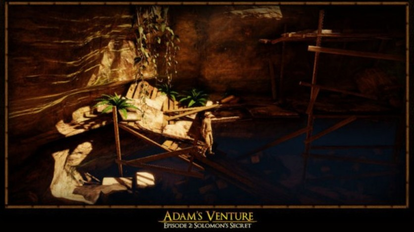 Screenshot 11 - Adam's Venture Ep. 2 - Solomon's Secret