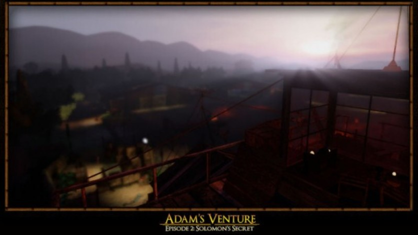 Screenshot 5 - Adam's Venture Ep. 2 - Solomon's Secret