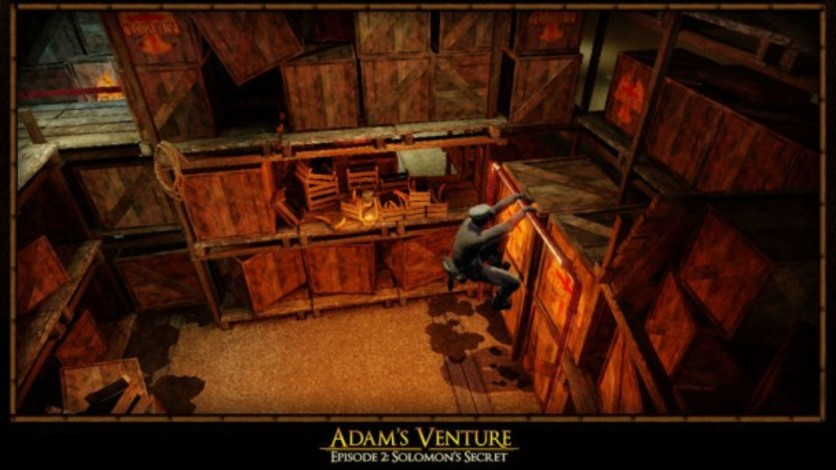 Screenshot 3 - Adam's Venture Ep. 2 - Solomon's Secret