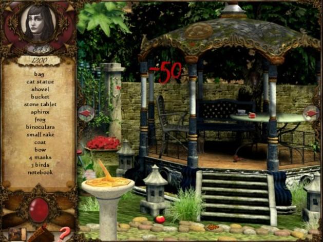 Screenshot 8 - A Vampire Tale