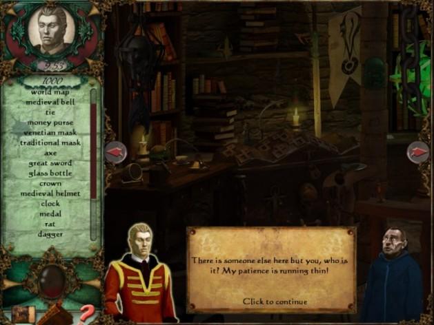 Screenshot 3 - A Vampire Tale