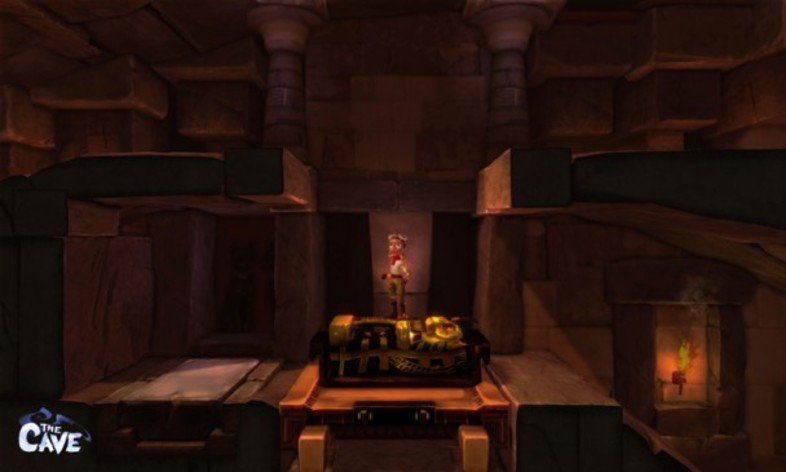Screenshot 8 - The Cave