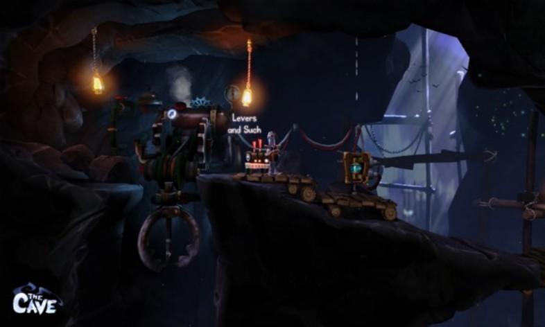 Screenshot 5 - The Cave