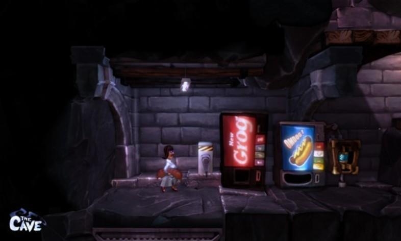 Screenshot 6 - The Cave