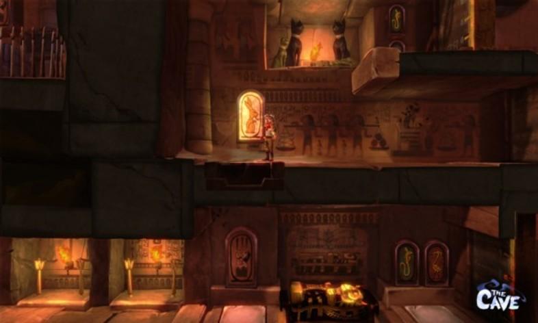 Screenshot 4 - The Cave