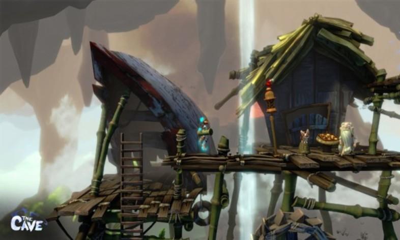 Screenshot 2 - The Cave