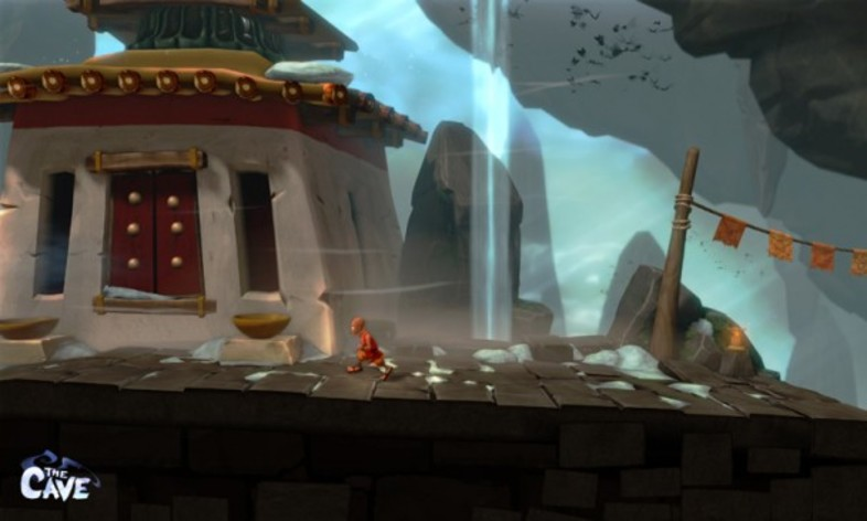 Screenshot 9 - The Cave