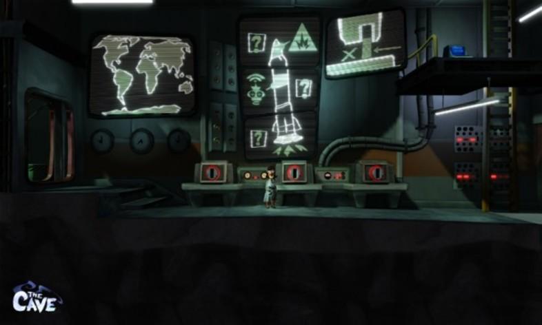 Screenshot 11 - The Cave