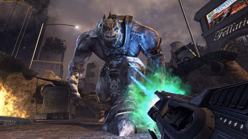 Screenshot 8 - Duke Nukem Forever