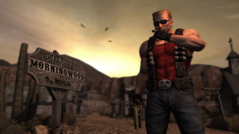 Screenshot 6 - Duke Nukem Forever