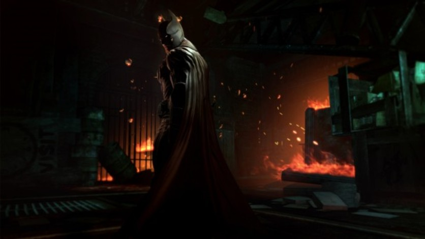 Screenshot 6 - Batman Arkham Origins Season Pass