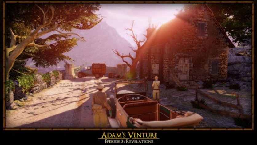 Screenshot 7 - Adam's Venture Ep. 3 - Revelations