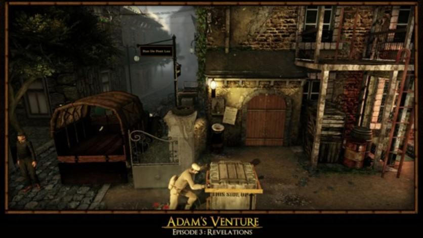 Screenshot 2 - Adam's Venture Ep. 3 - Revelations