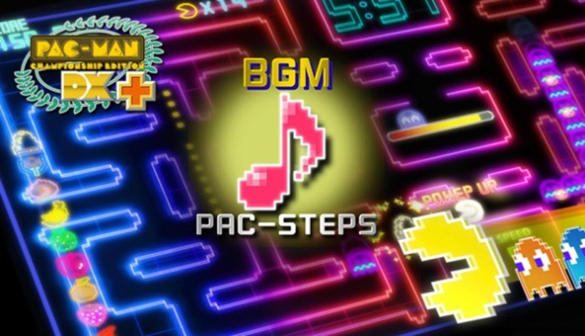 Screenshot 1 - Pac-Man Championship Edition DX+: Pac Steps BGM