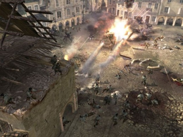 Screenshot 7 - Company of Heroes