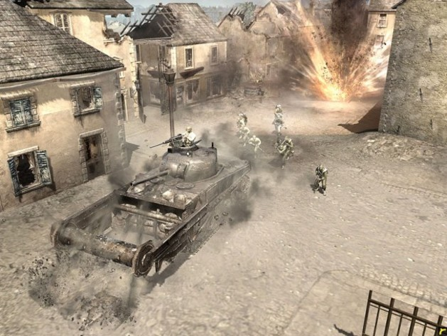 Screenshot 5 - Company of Heroes