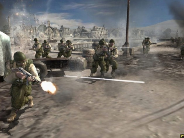 Screenshot 8 - Company of Heroes