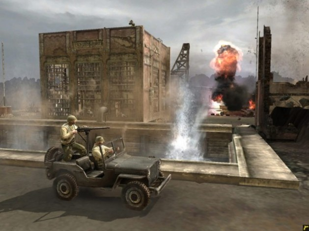 Screenshot 9 - Company of Heroes