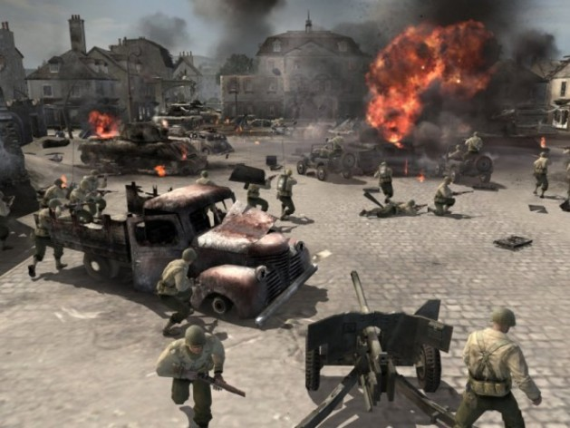 Screenshot 6 - Company of Heroes