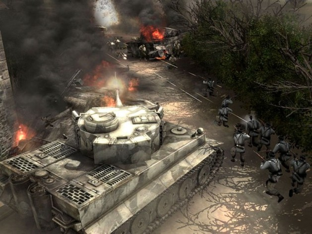 Screenshot 2 - Company of Heroes