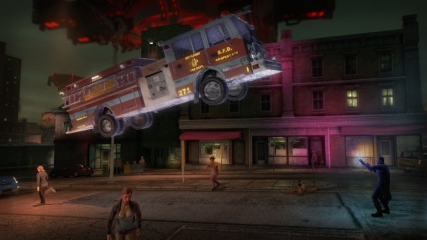 Screenshot 2 - Saints Row IV - Season Pass