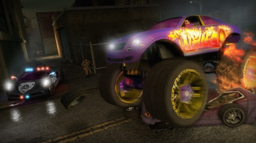 Screenshot 3 - Saints Row IV - Season Pass