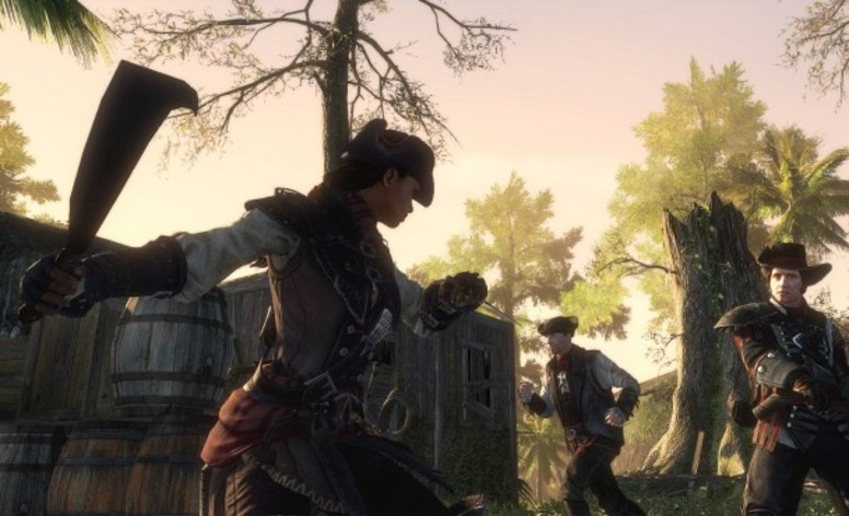 Screenshot 2 - Assassin's Creed: Liberation HD