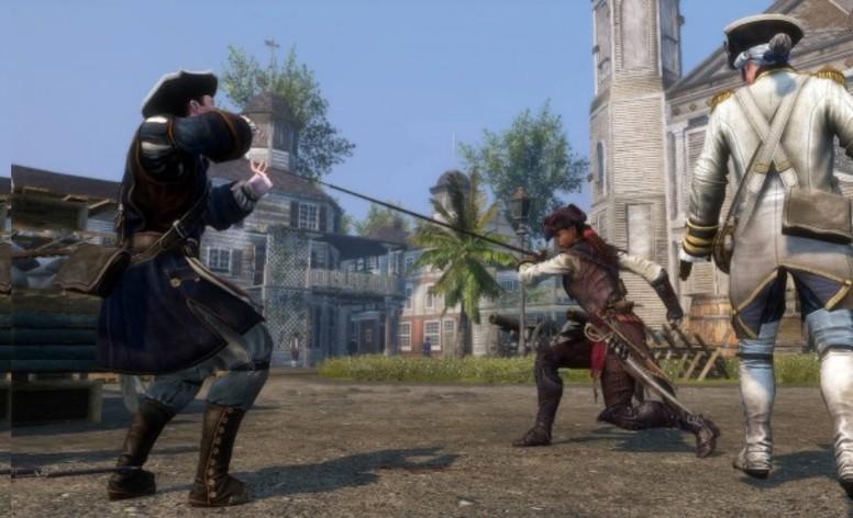 Screenshot 5 - Assassin's Creed: Liberation HD