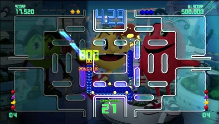 Screenshot 8 - Pac-Man Championship Edition DX+: Pac is Back Skin