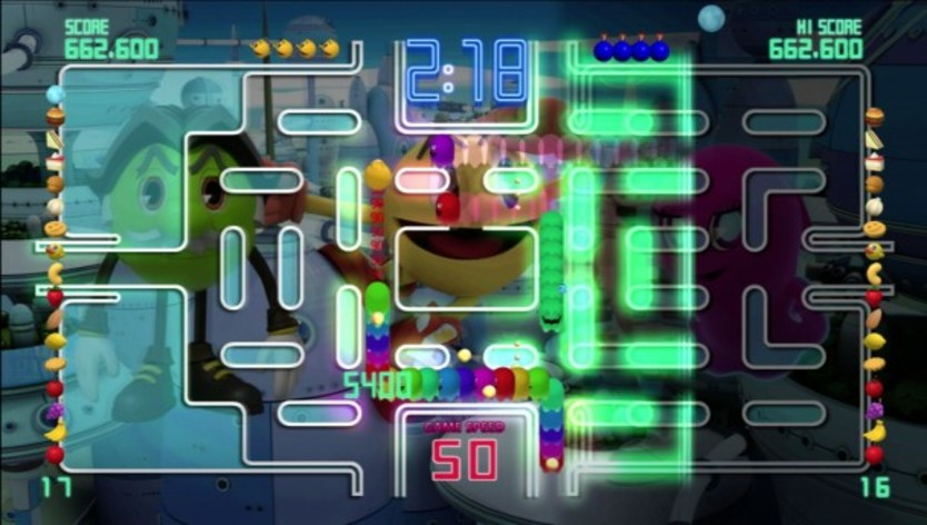 Screenshot 6 - Pac-Man Championship Edition DX+: Pac is Back Skin