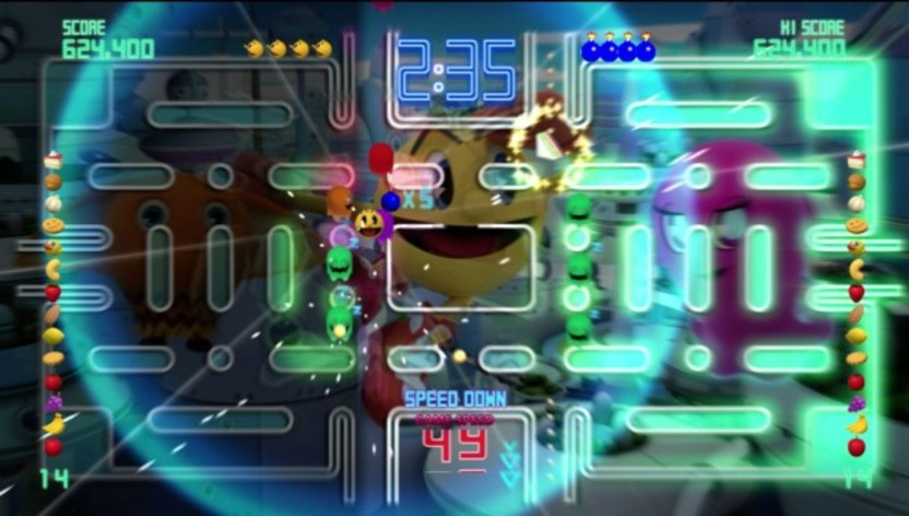Screenshot 3 - Pac-Man Championship Edition DX+: Pac is Back Skin