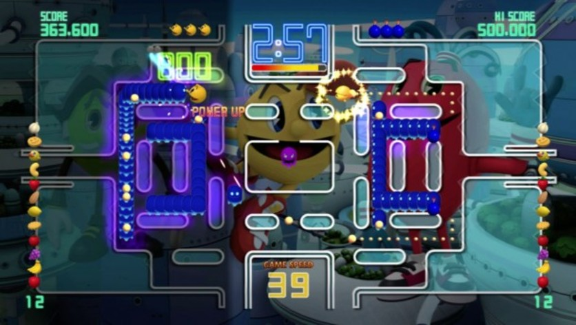 Screenshot 4 - Pac-Man Championship Edition DX+: Pac is Back Skin