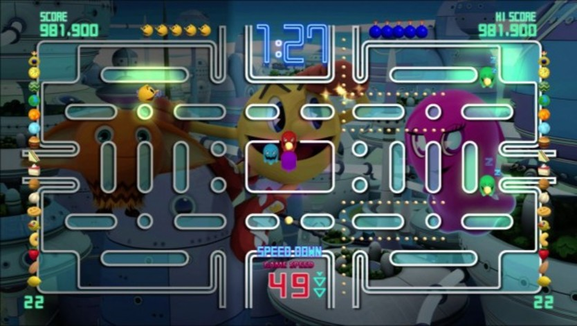 Screenshot 2 - Pac-Man Championship Edition DX+: Pac is Back Skin