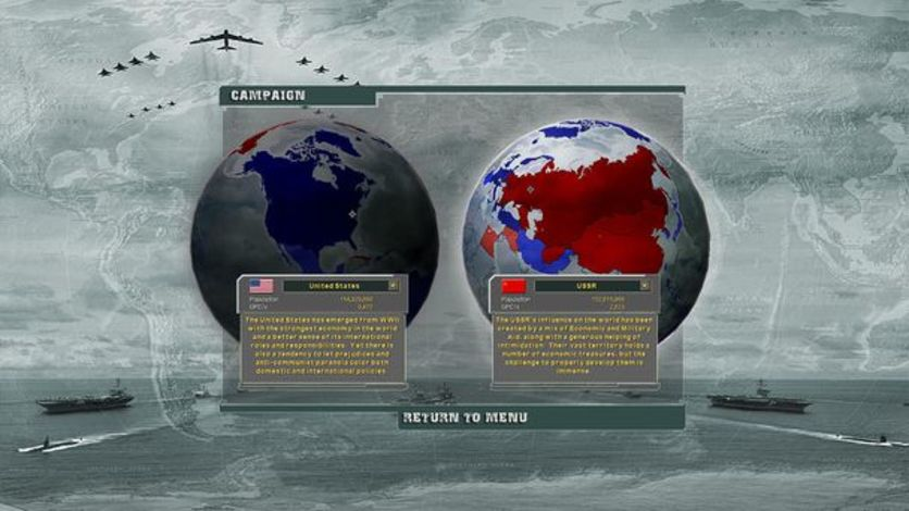 Screenshot 3 - Supreme Ruler Cold War