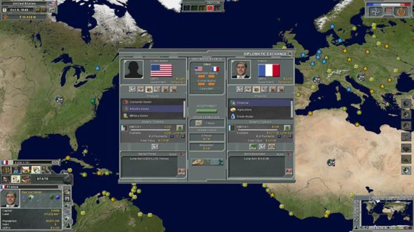 Screenshot 2 - Supreme Ruler Cold War