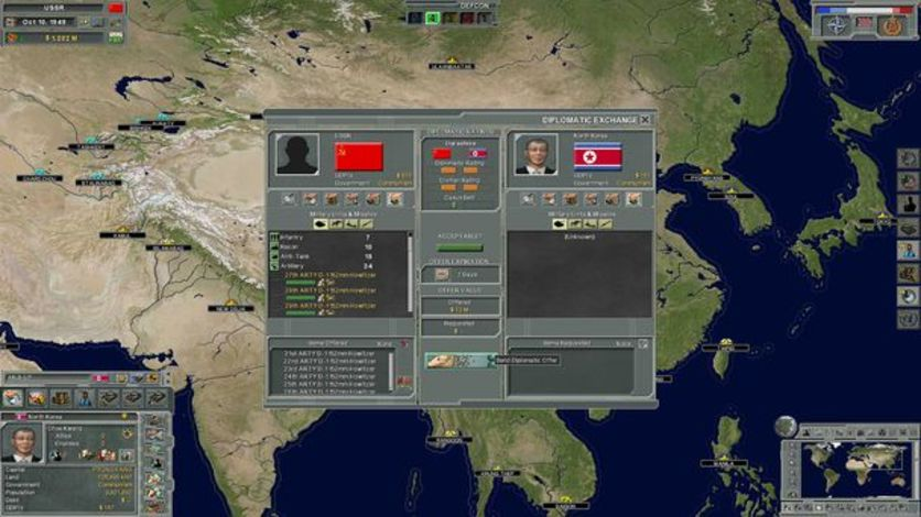 Screenshot 4 - Supreme Ruler Cold War
