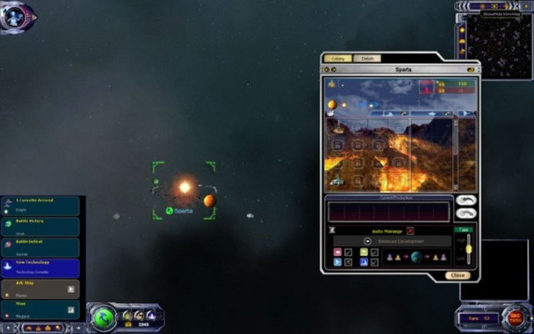 Screenshot 7 - Armada 2526 Gold Edition