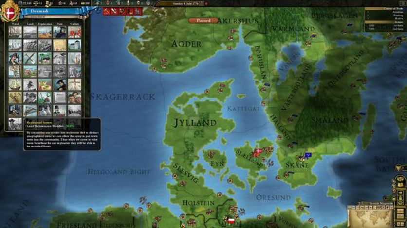 Screenshot 2 - Europa Universalis III Chronicles