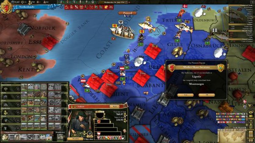Screenshot 7 - Europa Universalis III Chronicles
