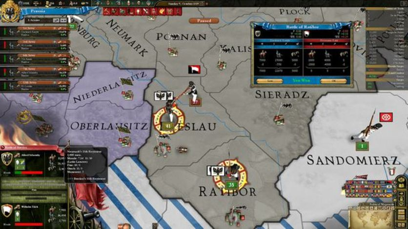 Screenshot 4 - Europa Universalis III Chronicles