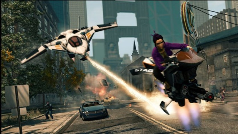 Screenshot 4 - Saints Row The Third - The Full Package
