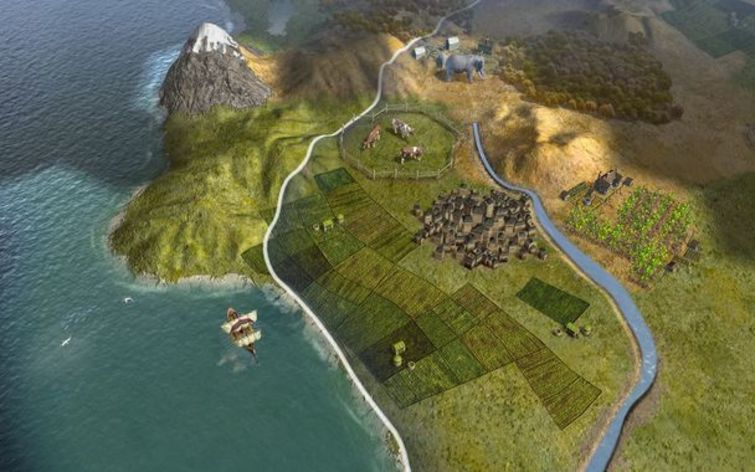 Screenshot 4 - Sid Meier's Civilization V: Game of the Year
