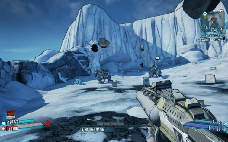 Screenshot 2 - Borderlands 2: Ultimate Vault Hunters Upgrade Pack