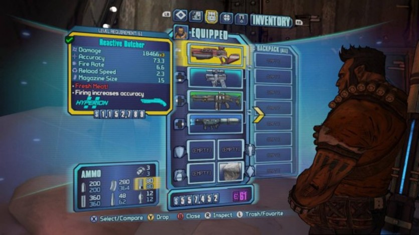 Screenshot 4 - Borderlands 2: Ultimate Vault Hunters Upgrade Pack