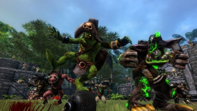 Screenshot 4 - Blood Bowl - Chaos Edition
