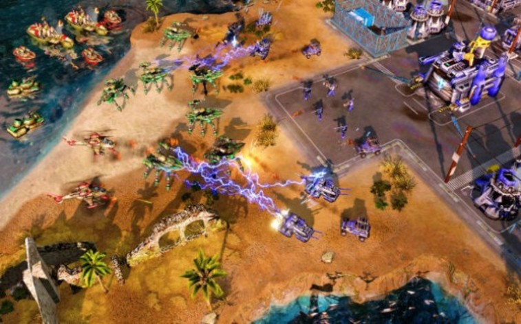 Screenshot 11 - Command & Conquer™: Red Alert™ 3