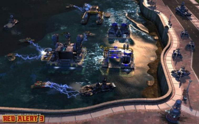 Screenshot 7 - Command & Conquer™: Red Alert™ 3