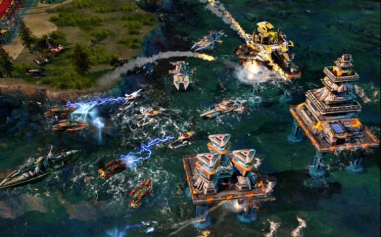 Screenshot 13 - Command & Conquer™: Red Alert™ 3