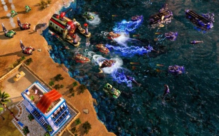 Screenshot 12 - Command & Conquer™: Red Alert™ 3